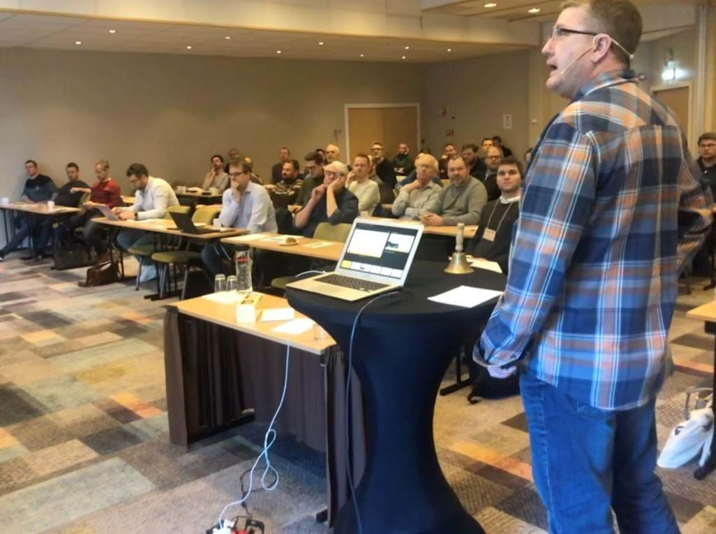 Interessen for å reise større bygg i tre er sterkt økende på Sørlandet