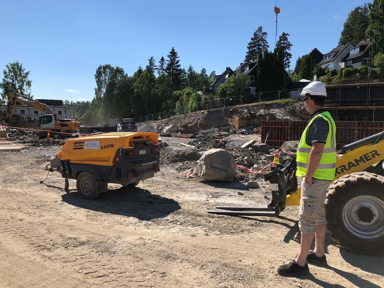 Nye Sydskogen Skole i Røyken kan bli Nordens første skole med Svanemerke