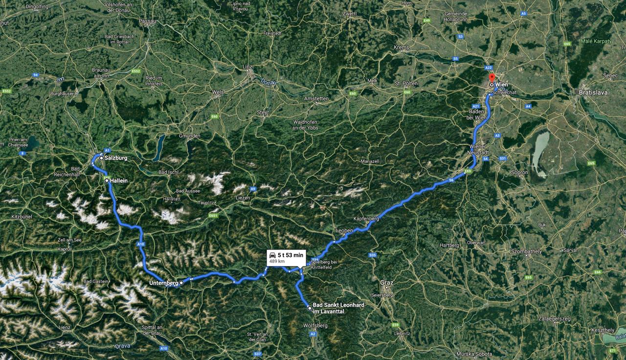 Studietur til Østerrike – tenk tre – bygg i tre