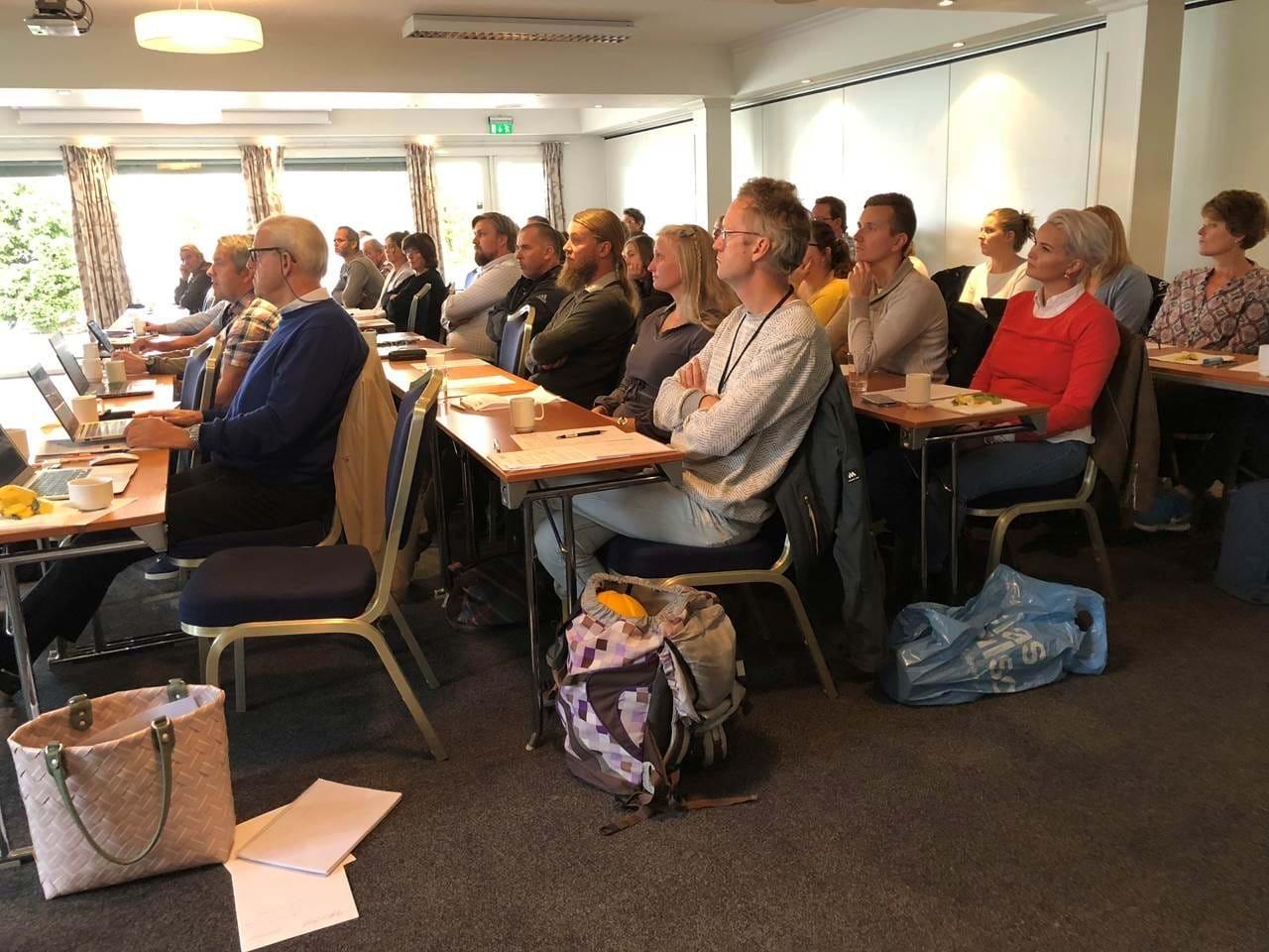 Ringerike, Hole og Modum kommune ønsker å bli en del av klimaløsningen