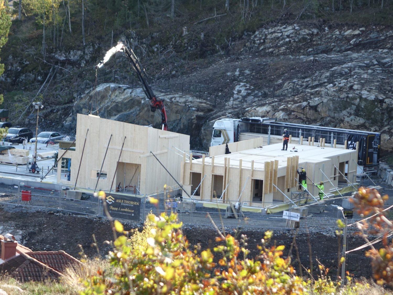 Byggeplassbefaring Torskar Omsorgsboliger i Froland