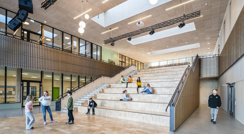 Frokostmøte – nye Torvbråten skole i Røyken