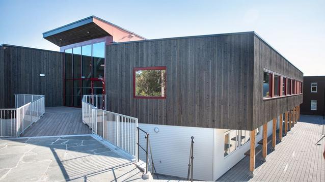 Informasjon og befaring Havlimyra massivtreskole i Kristiansand